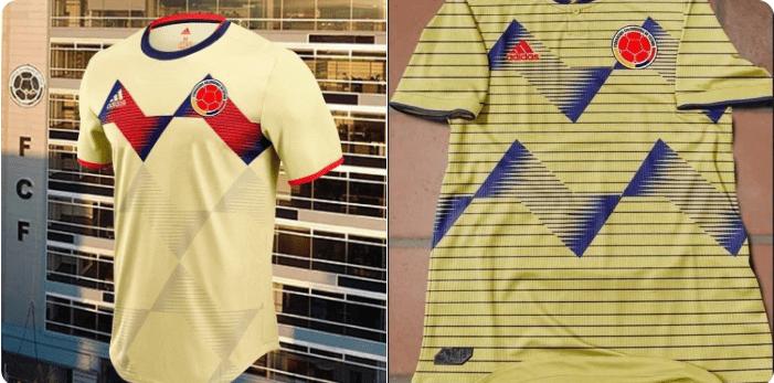 Nueva Camiseta De Colombia 2019 Detail: Entre Estas Opciones Estaría La Nueva Camiseta De La