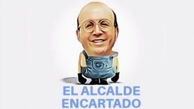 Photo of EL ALCALDE 'ENCARTADO' DE SANTA MARTA