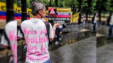 Photo of El doble discurso de Duque en París