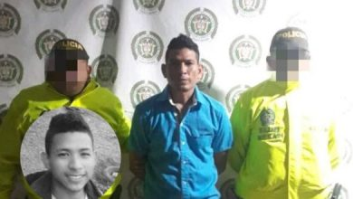 Photo of Capturan al presunto homicida del mototaxista en Ciénaga