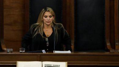 Photo of Opositora Jeanine Áñez se autoproclama presidenta interina de Bolivia