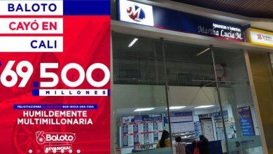 Photo of Baloto cayó en Cali, el nuevo ganador se embolsilló 69 mil 500 millones de pesos