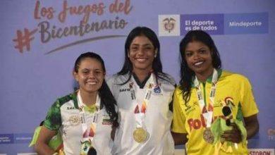 Photo of Kerstinck Sarmiento ganó oro  en los Juegos Deportivos Nacionales