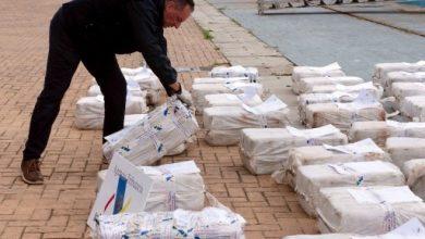 Photo of Eran 3 mil, los kilos de coca que de Sudamérica enviaron a España