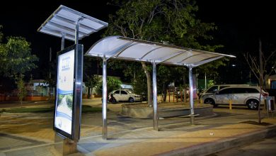 Photo of Alcaldía y Setp iniciaron construcción de 1.140 nuevos paraderos de buses