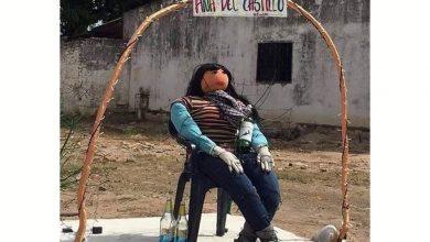 Photo of Le sacaron año viejo a Ana del Castillo
