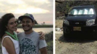 Photo of Pareja bogotana desaparecida en la vía a Palomino habría sido víctima de atraco
