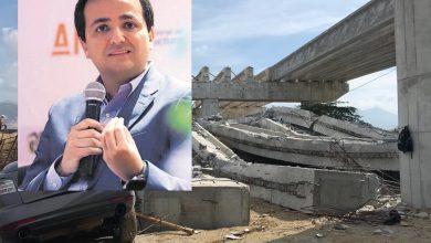 """Photo of """"Caída del puente en la variante de Ciénaga obedeció a un error humano"""": Invías"""