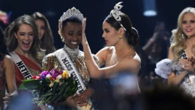 Photo of Ella es Zozibini Tunzi, la Miss Universo 2019