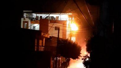 Photo of Estallido de un transformador hirió a una menor de cuatro años en Santa Marta