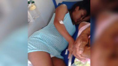 Photo of Denuncian paseo de la muerte de mujer con 9 meses de embarazo en Santa Marta