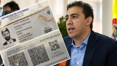 Photo of Registraduría presentó primer borrador de lo que sería la nueva cédula colombiana