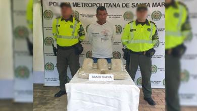 Photo of Policía Incautó 10.000 gramos de marihuana que era transportada en un vehículo particular
