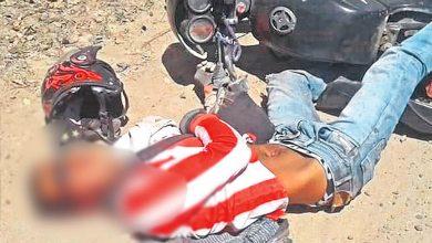 Photo of Asesinan de dos disparos en la cabeza a mototaxista en Sabanas de San Ángel