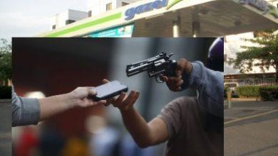 Photo of Robo múltiple a mano armada en estación de gas en Santa Marta