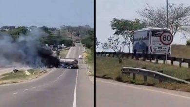 Photo of ELN atentó contra 3 vehículos en vías de El Cesar