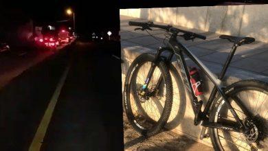 Photo of Con armas hechizas robaron a ciclista en la Troncal justo en la entrada a Bureche