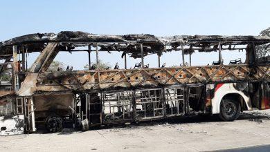 Photo of Quema de bus de Brasilia habría sido por el cobro de un seguro