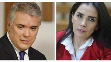 Photo of Investigarán al presidente Duque luego de acusaciones de Aida Merlano
