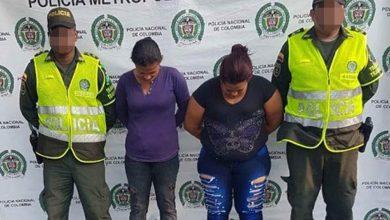 Photo of Cae la mamá de 'pupileto' con estupefaciente en vía Barranquilla-Santa Marta