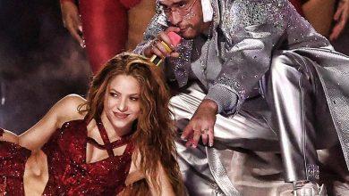 Photo of A ritmo dechampeta, Shakira se lució en el Súper Bowl 2020