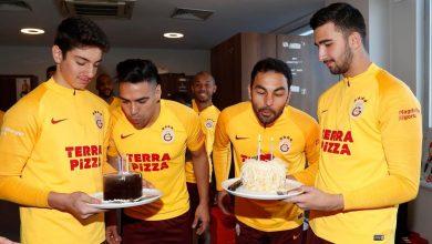 Photo of Falcao celebró su cumpleaños número 34