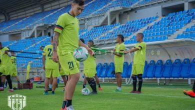 Photo of Márquez regresó a los trabajos con el Unión