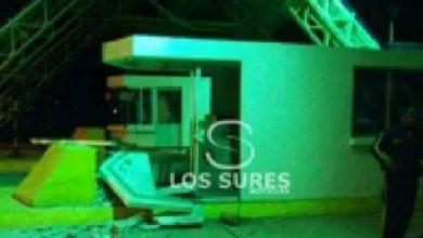 Photo of Atentan con explosivos contra peaje de la vía El Banco – Guamal