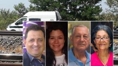 Photo of Identificadas las víctimas del accidente ferroviario en ciénaga