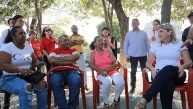 Photo of Virna dialogó con habitantes de Manzanares y San Pablo sobre temporada de sequía