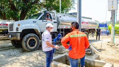 Photo of Essmar informa Operativo de distribución de agua