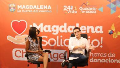 Photo of Magdalenenses han aportado $379 millones en primeras ocho horas de donatón #MagdalenaSolidario