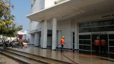Photo of Inician trabajos en la nueva Clínica Santa Marta