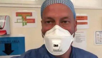 Photo of Médico se recuperó de covid-19 y regresó a ayudar en el hospital