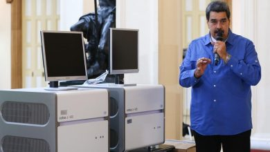 Photo of Maduro ya tiene las máquinas que quiere donar a Colombia