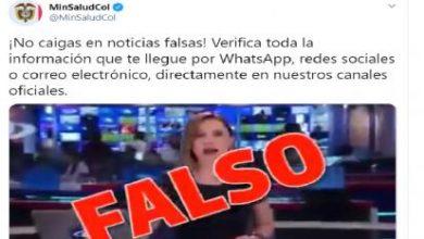 Photo of MinSalud desmiente que Uribe tenga coronavirus