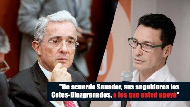 Photo of Contundente respuesta de Carlos Caicedo a Uribe tras insinuaciones en su contra