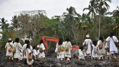 Photo of Indígenas denuncian intervención en sitios sagrados de la Sierra Nevada