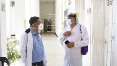 Photo of Gobernación inicia recuperación de Hospital de Ciénaga con recorrido de empalme