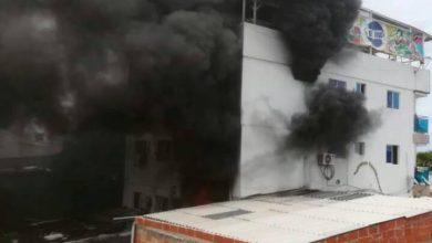 Photo of Se incendió casa del cantante Kevin Florez