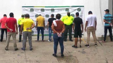 Photo of Desarticulan a Los Veteranos, banda dedicada al hurto de vehículos en el Caribe