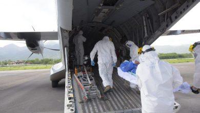 Photo of 12 heridos en accidente en Puebloviejo son trasladados en avión de FAC a Bogotá