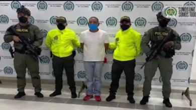 Photo of Capturan a alias 'Chiruzo', solicitado en extradición por EEUU