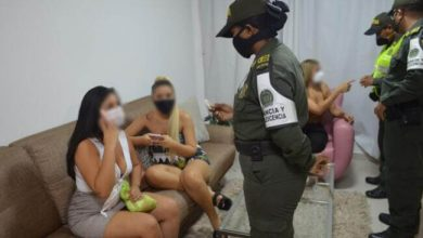 Photo of  Capturan cuatro modelos webcam que operaban en Cartagena durante pandemia