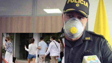 Photo of Culpan al Fiscal General de contagiar a comandante de policía de San Andrés