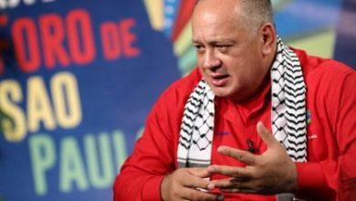 Photo of Diosdado Cabello anuncia que tiene Covid-19