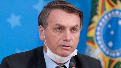 Photo of El presidente de Brasil, Jair Bolsonaro, dio positivo para covid-19
