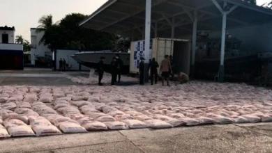 Photo of En operación conjunta Colombia y EE.UU decomisan más de 7,5 toneladas de cocaína