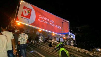 Photo of Se volcó otro camión en la vía a Tasajera