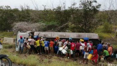 Photo of Muere la víctima #45 de estallido de camión cisterna en Puebloviejo